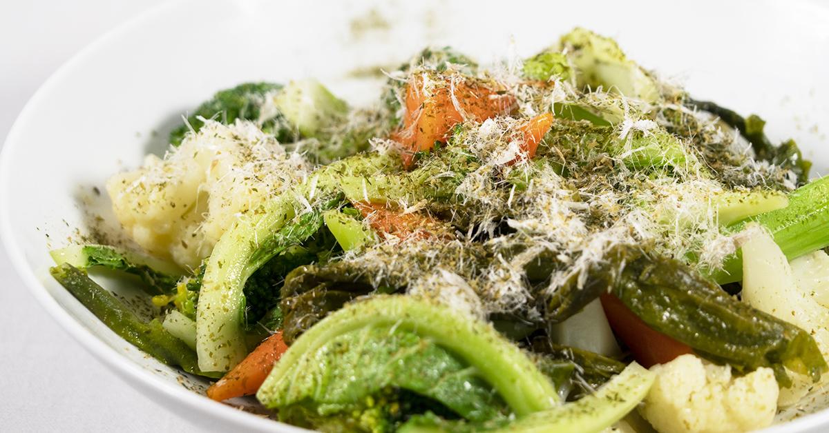Grønnsaksblanding